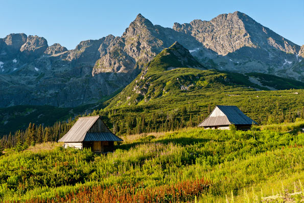 Zakopane and the Tatra Mountains. Experience the culture and fresh air of Polish highlands.
