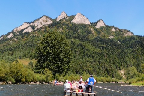 DUNAJEC RIVER RAFTING AVAILABLE ONLY TILL OCT 31ST